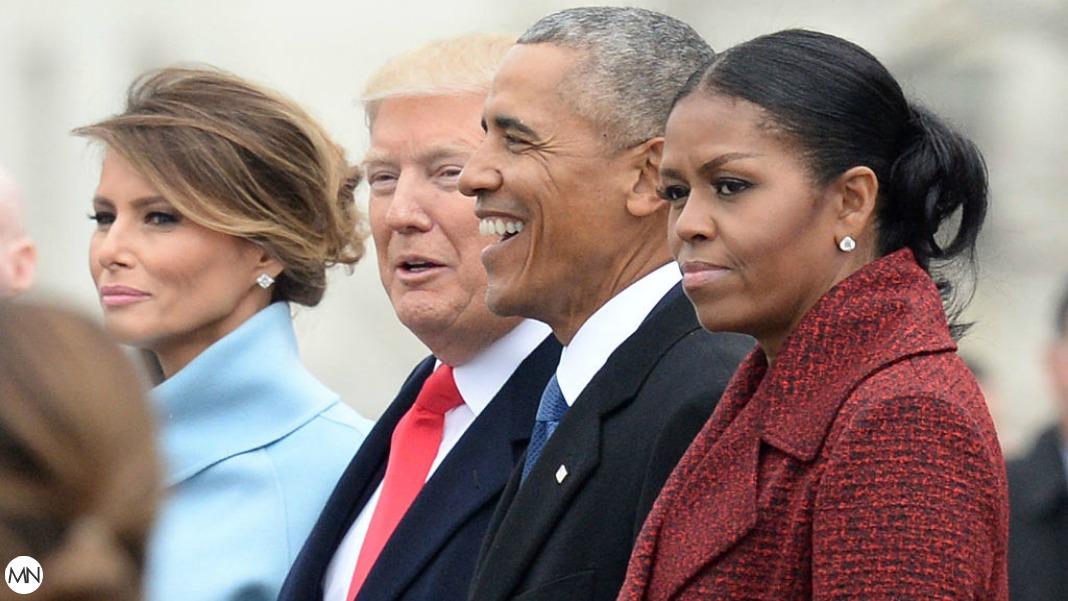 michelle obama side-eye