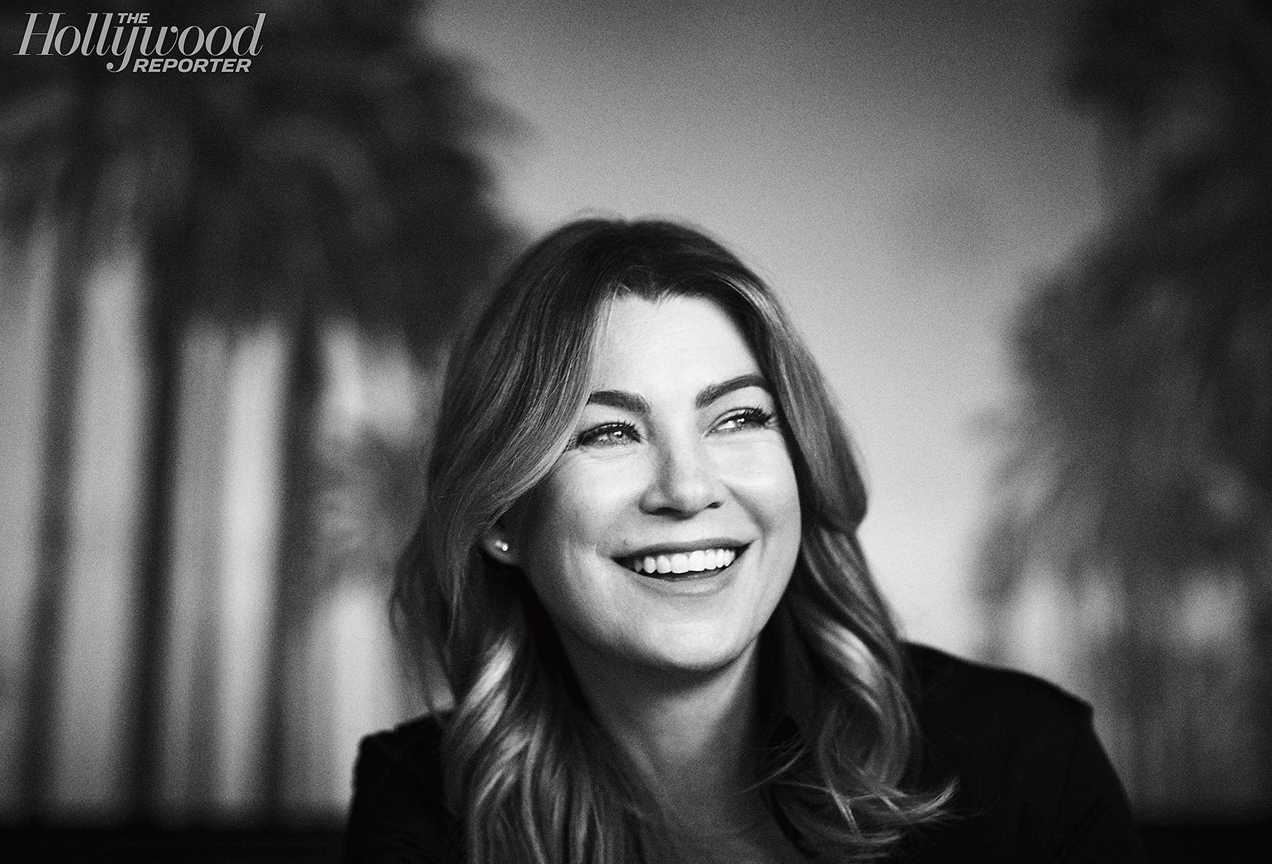 Ellen Pompeo The Hollywood Reporter