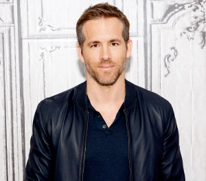 Ryan Reynolds attends 2015 AOL Build Presents at AOL Studios in New York City.
