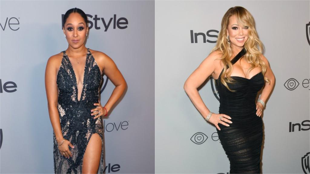 Tamera Mowry Mariah Carey