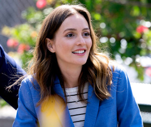 Leighton Meester Opens Up About Singing on 'Single Parents': Watch