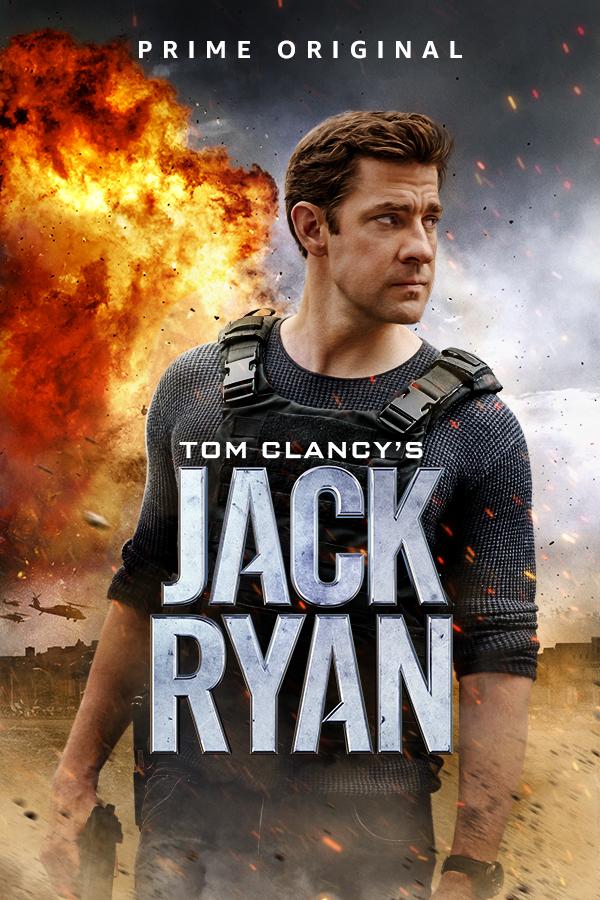 Watch The First Trailer Of Jack Ryan Starring John Krasinski