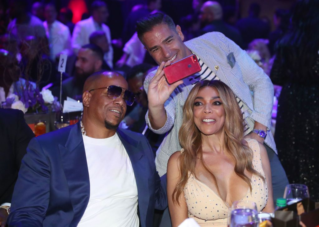 Wendy Williams Hunter Birthday Give Back Gala