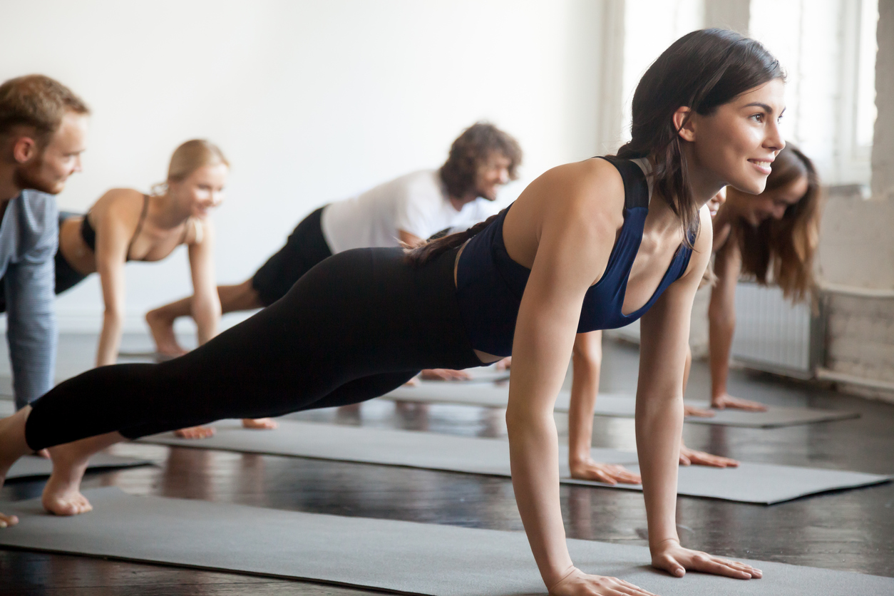 The Canadian Fitness Classes That Will Whip You Into Shape