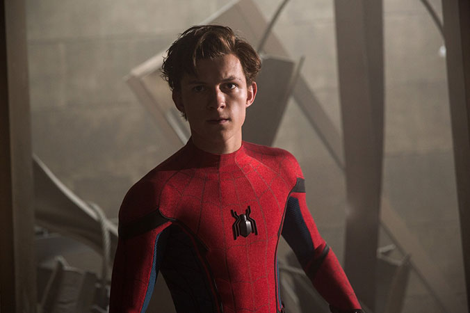 Tom Holland Gives Yet Another Spoiler