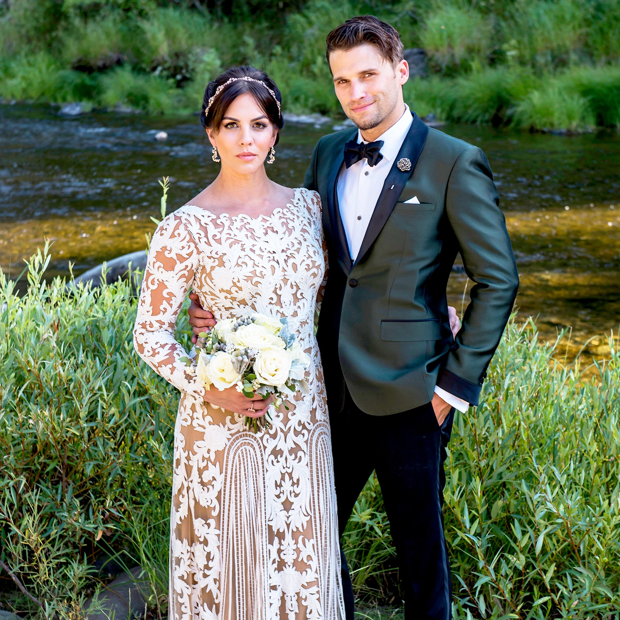 Tom Schwartz and Katie Maloney on 'Vanderpump Rules'