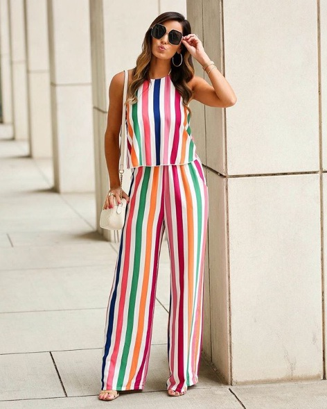 Rainbow Fashion Lights It Up In Time For Pride