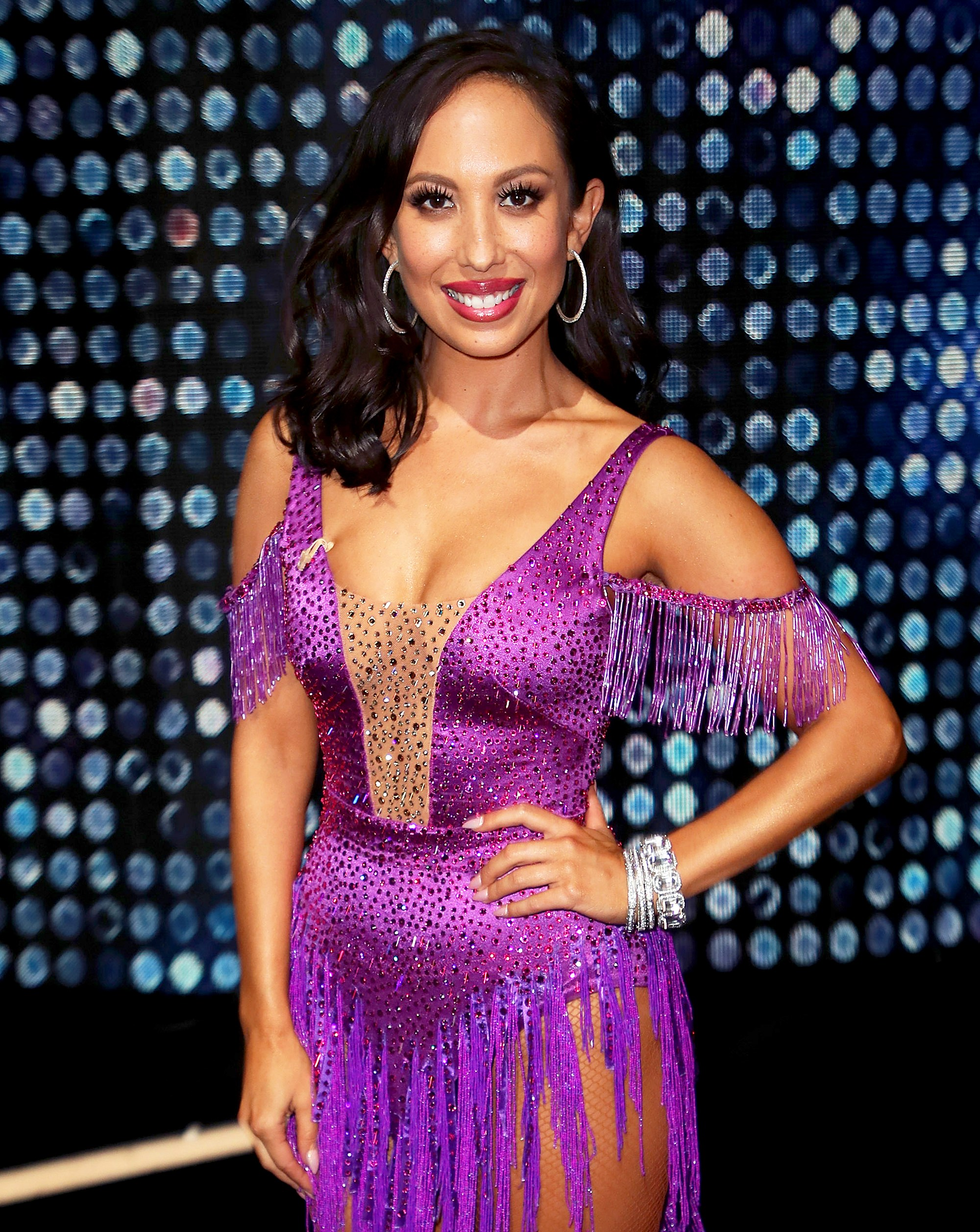 Cheryl Burke on 'Dancing With The Stars'