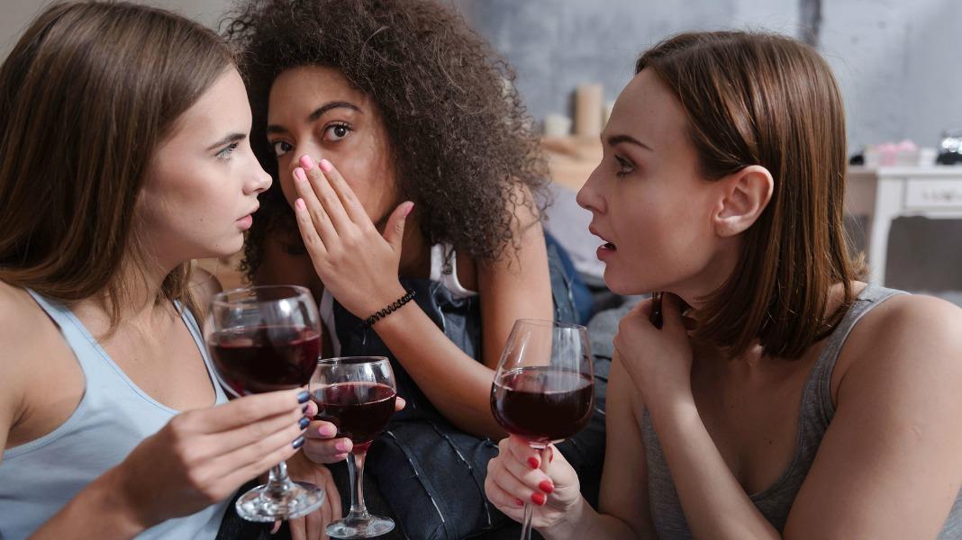 outgrowing gossip