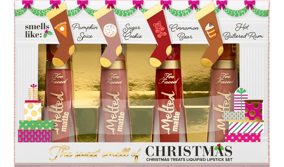 Too Faced Launches 2018 Holiday Makeup Collection