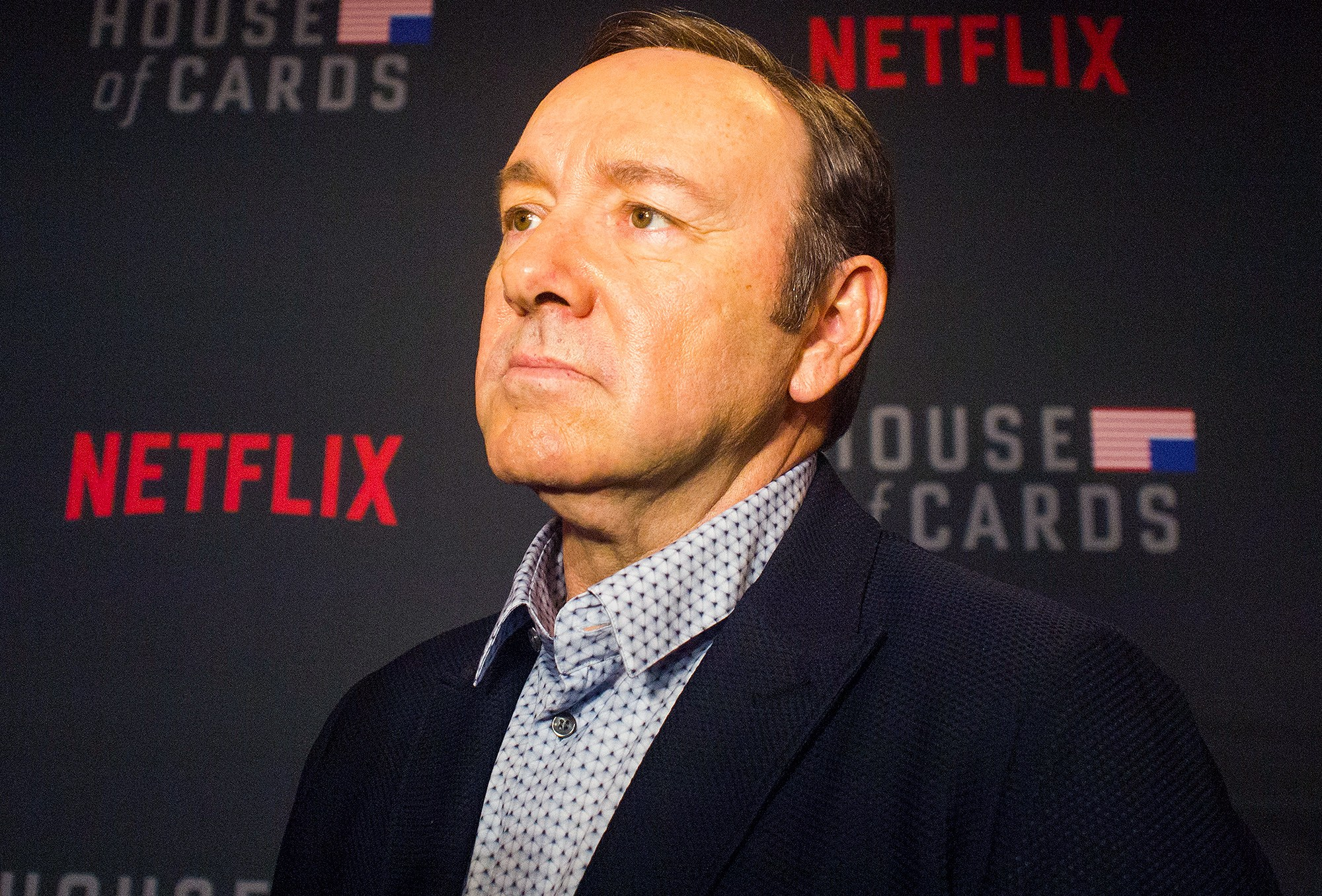 Kevin Spacey, House of Cards, Netflix, Hiatus