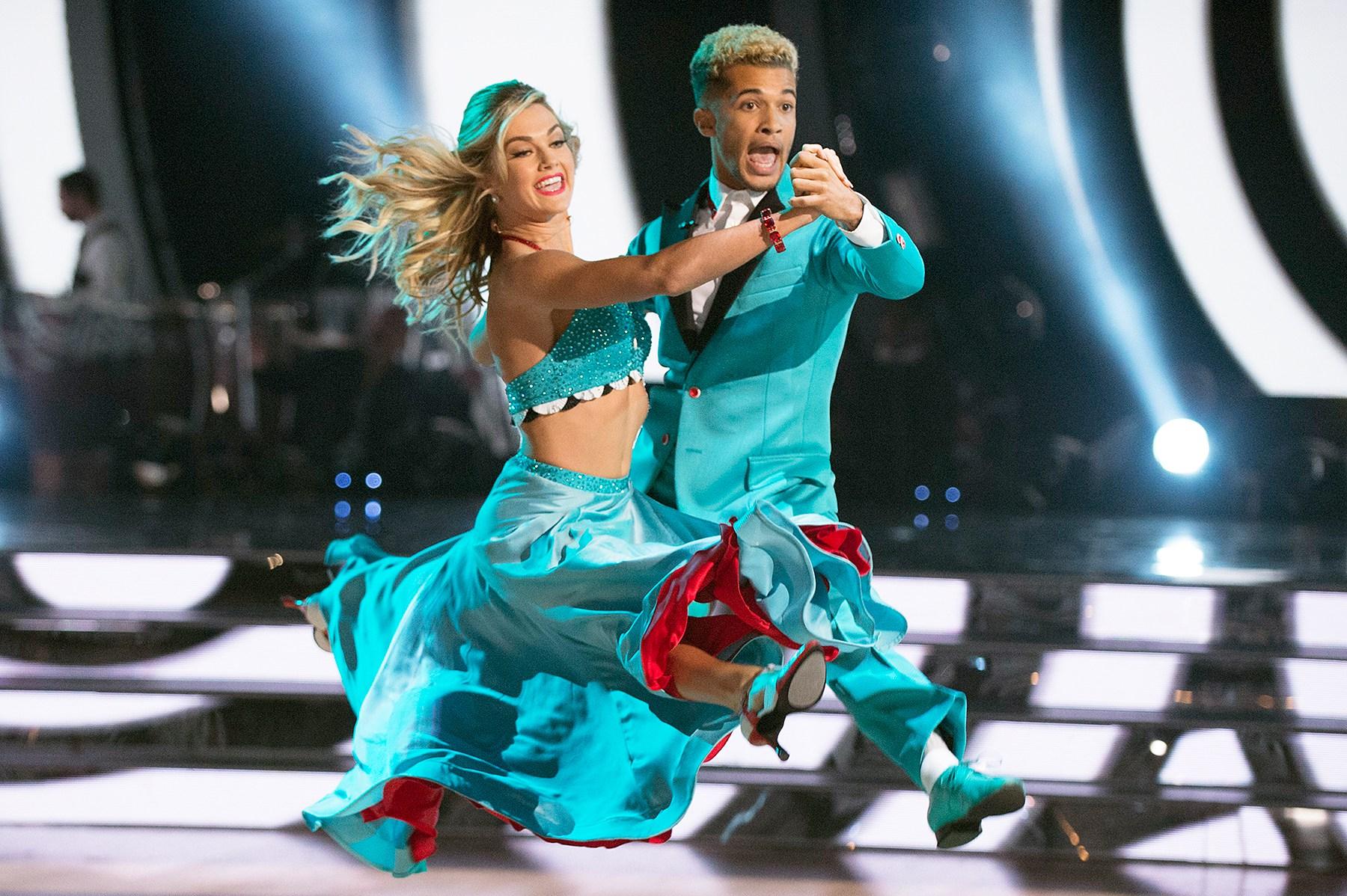 Lindsay Arnold Jordan Fisher Dancing With The Stars