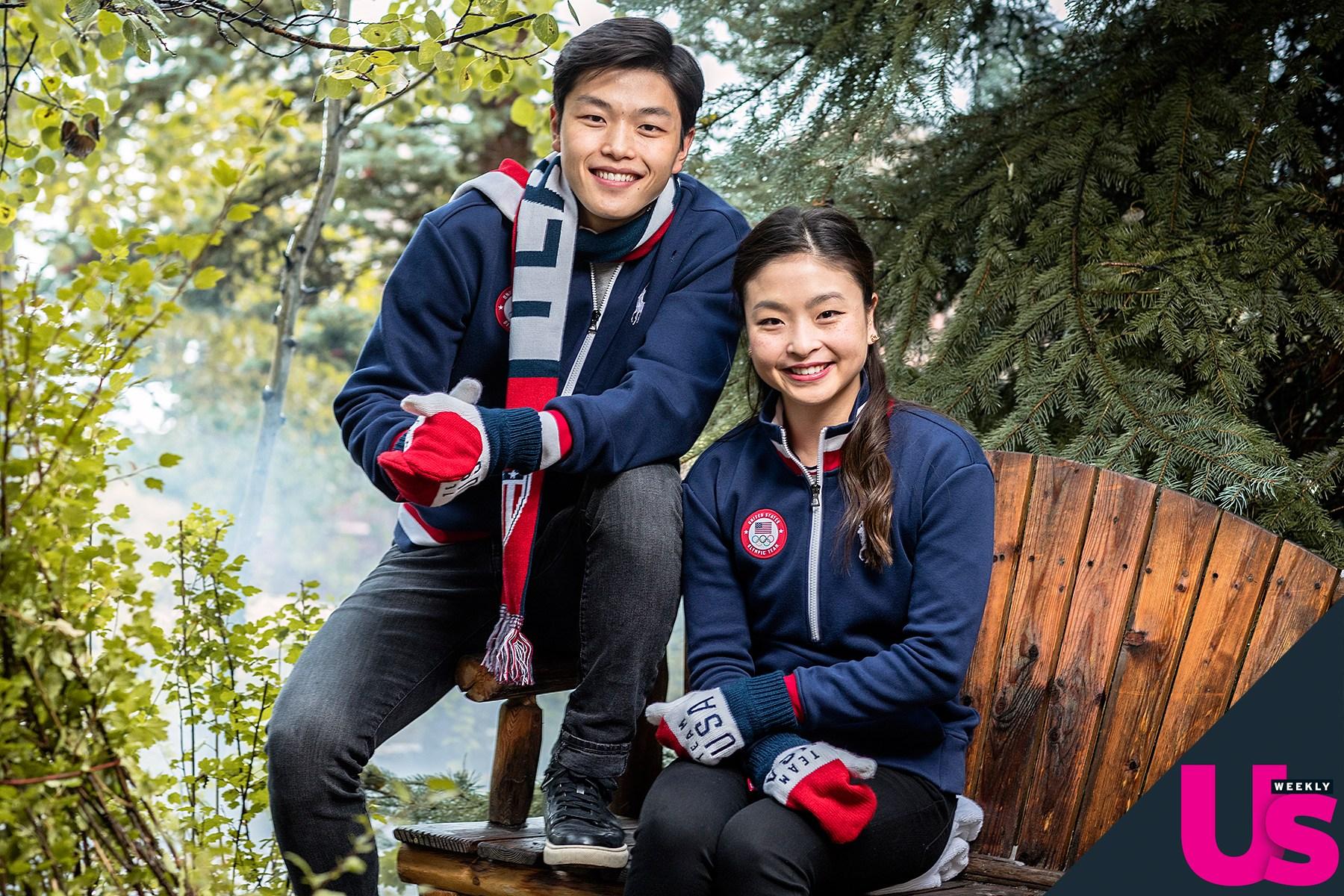 Alex Shibutani Maia Shibutani Peongchang 2018 Winter Olympics