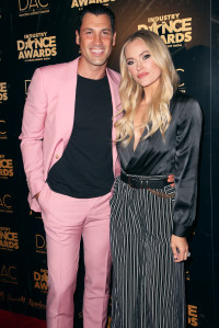 Peta Murgatroyd Maksim Chmerkovskiy and Peta Murgatroyd 'Dancing With the Stars'
