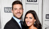 Becca Kufrin Hits Back at Troll Who Claims Fiance Garrett Yrigoyen Doesn't 'Really Like' Her After Skipping Wedding