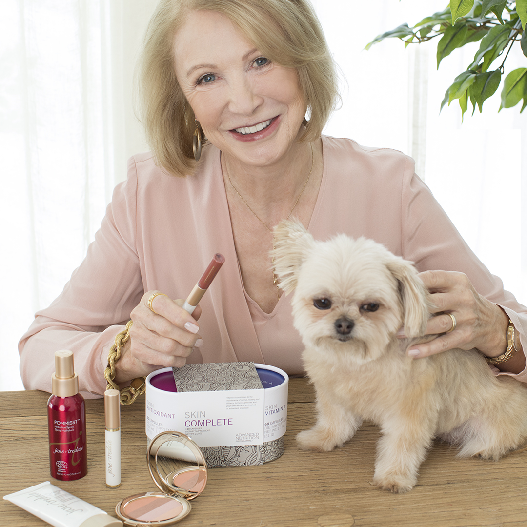 Jane Iredale spring 2017 beauty must-haves