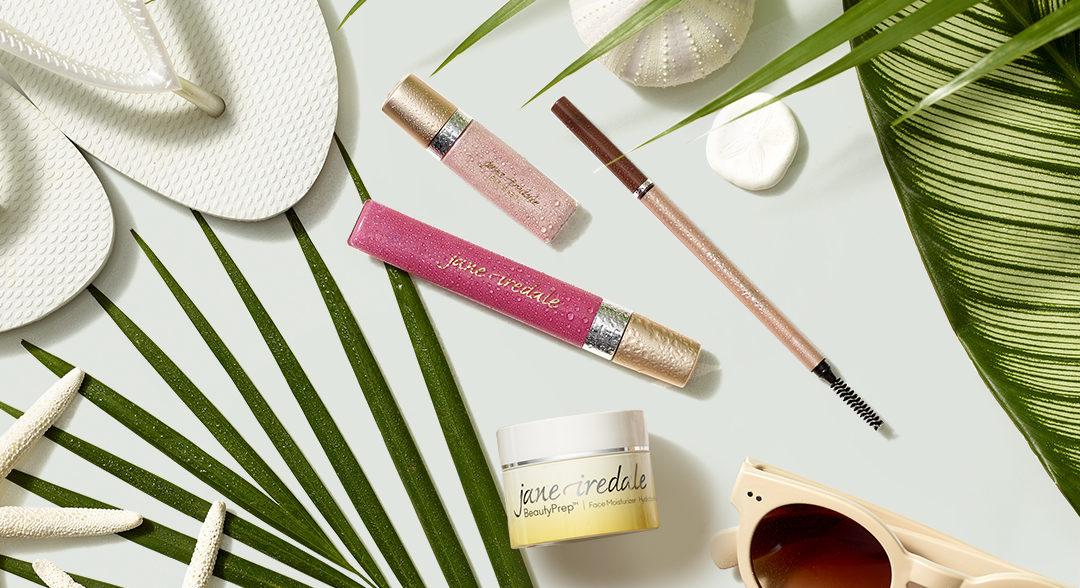 sweat-proof makeup essentials