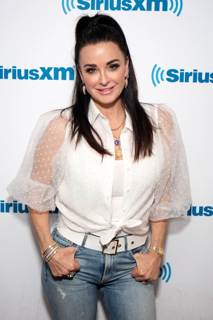Kyle Richards RHOBH Saved Kim Richards Life