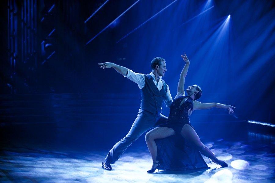 James Van Der Beek EMMA SLATER 'DWTS' Premiere