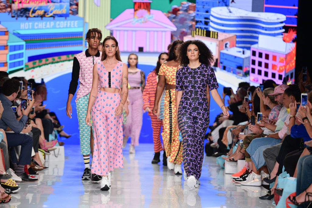 Designer Hayley Elsaesser Talks Diversity, Design And Fall 2018's Coolest Colour