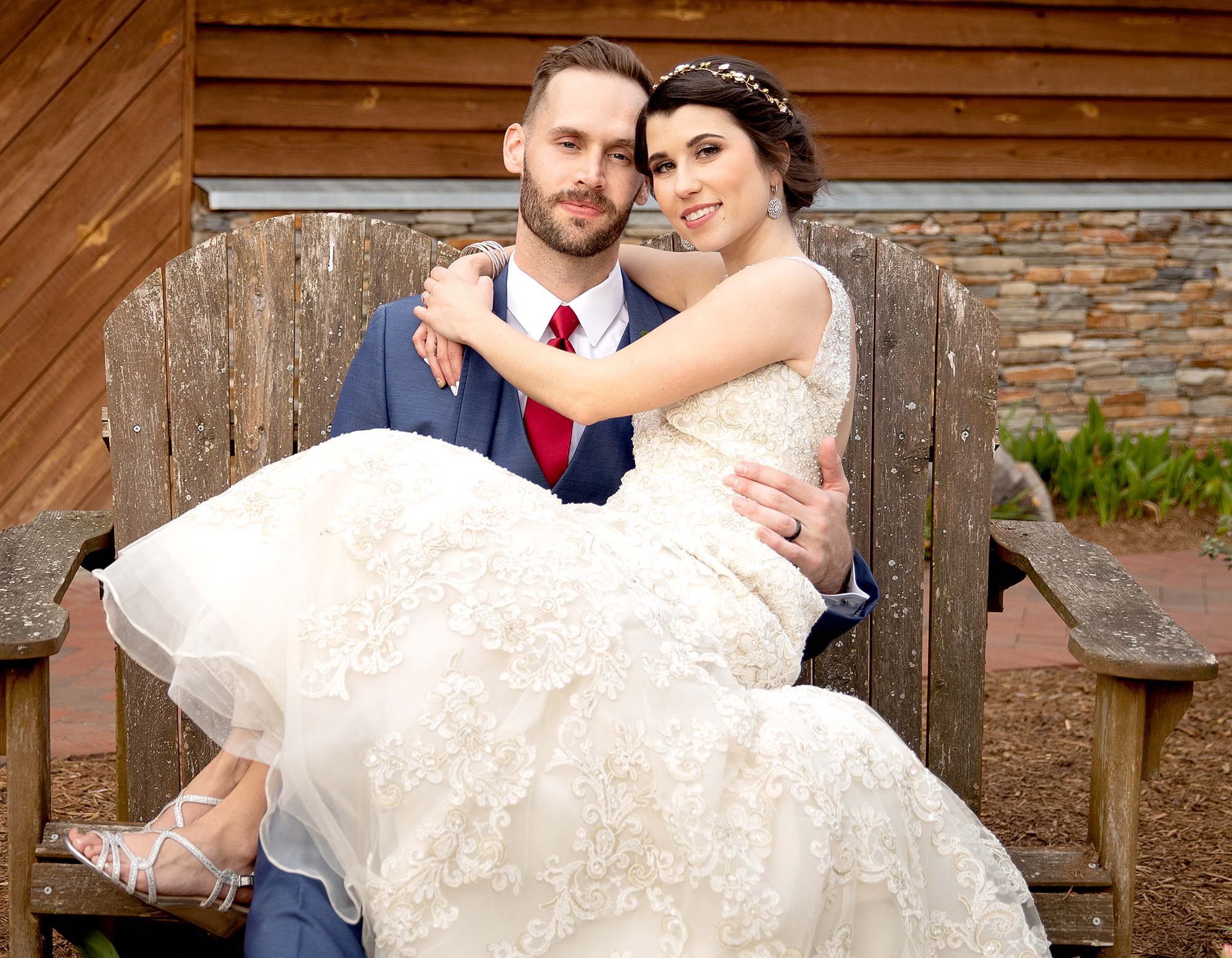 Matthew Gwynne and Amber Bowles on Married At First Sight