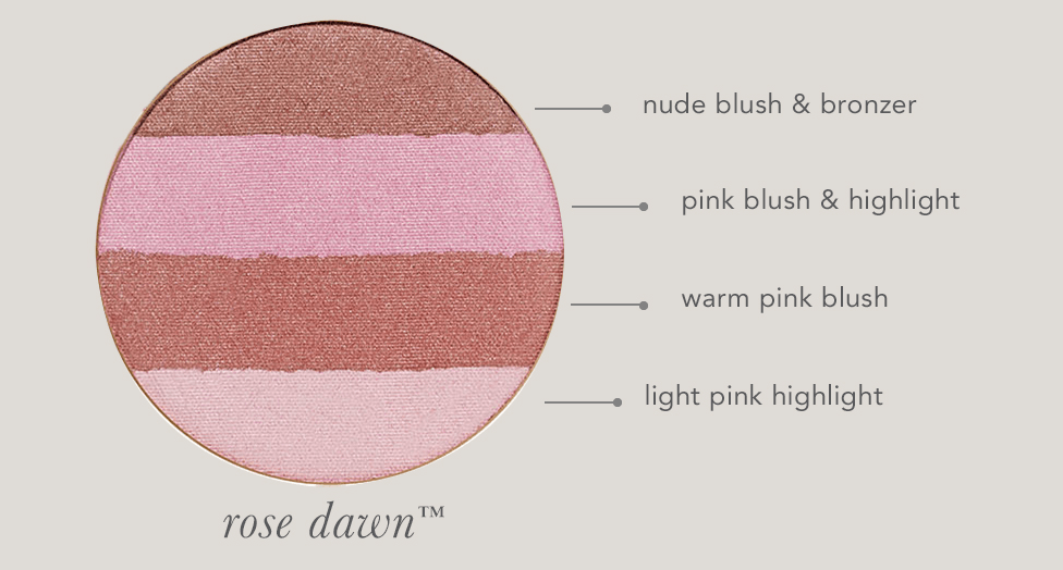 How to Apply Rose Dawn Bronzer