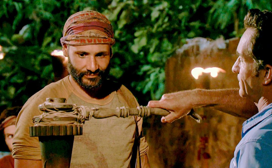 Joe Mena Survivor