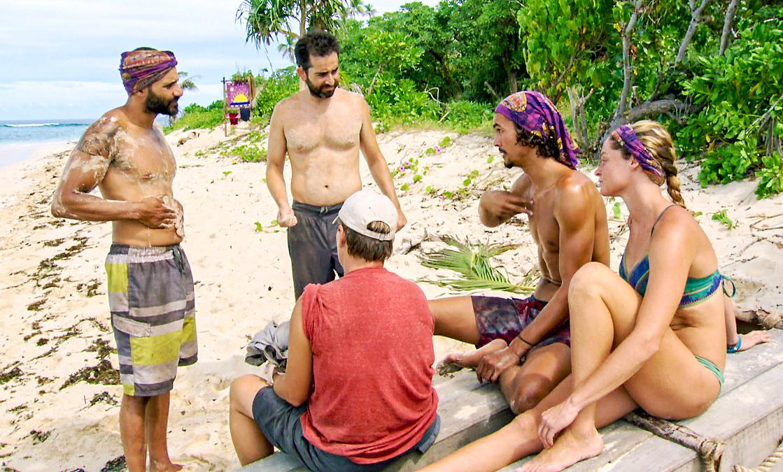 Joe Mena Mike Zahalsky Mike Zahalsky Devon Pinto Ashley Nolan Survivor