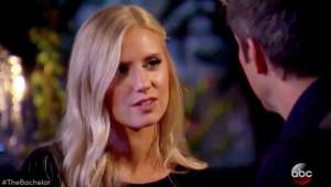 Arie Luyendyk Jr. and Lauren on 'The Bachelor'