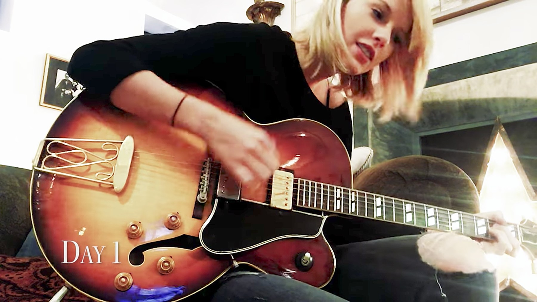 Taylor Swift iThe Making of a Song Gorgeous