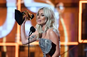 Lady Gaga Wins TK# 2019 Grammy Awards