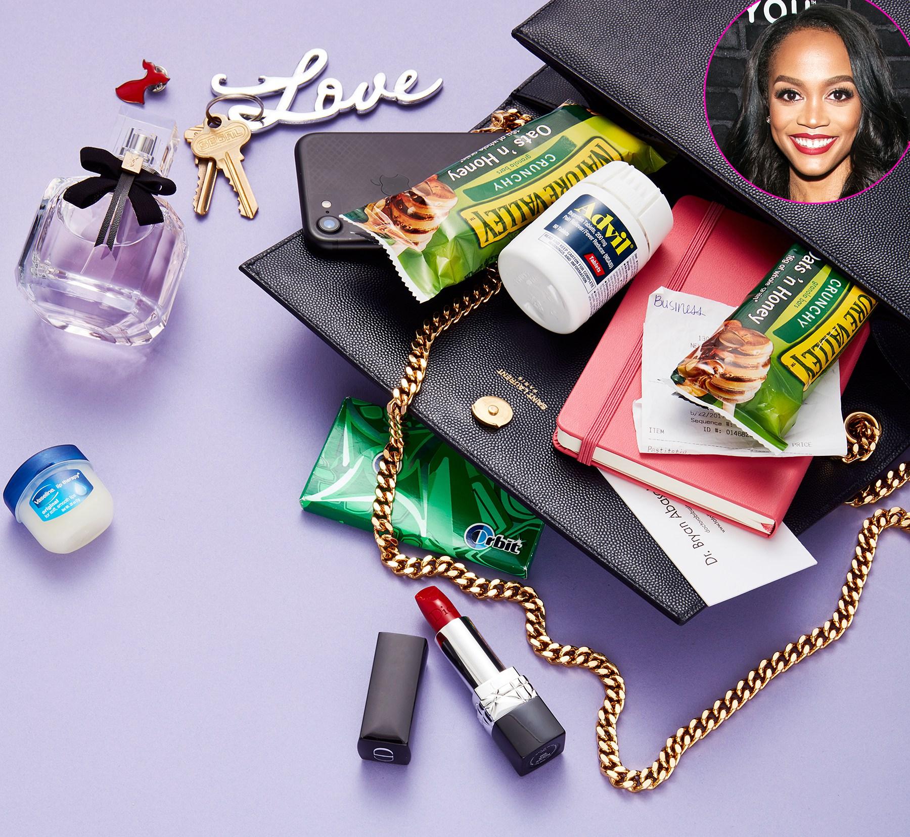Rachel Lindsay What's In My Bag