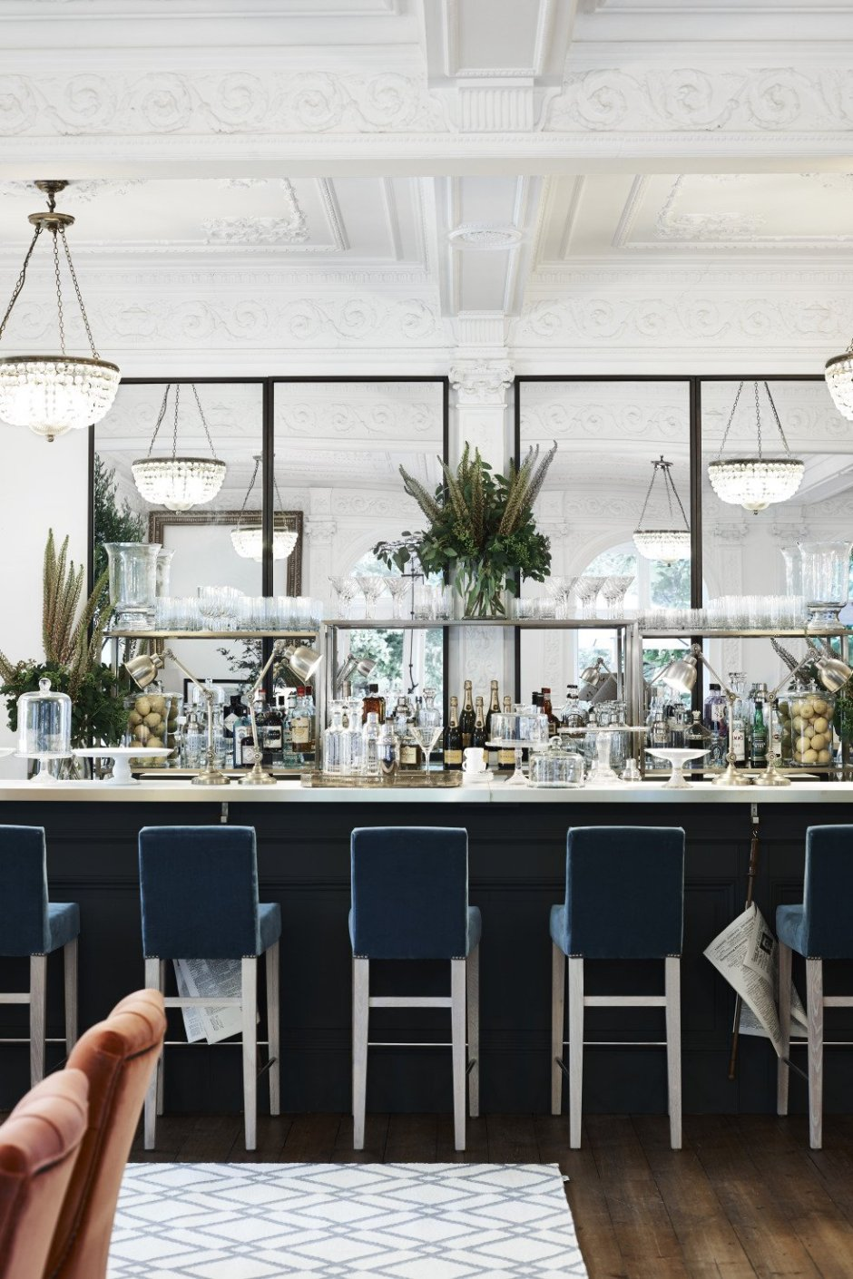 Decorate With Greens + Blues From Neptune