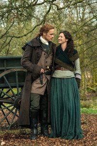 Outlander Caitriona Balfe Claire Pushes the Envelope Season 5
