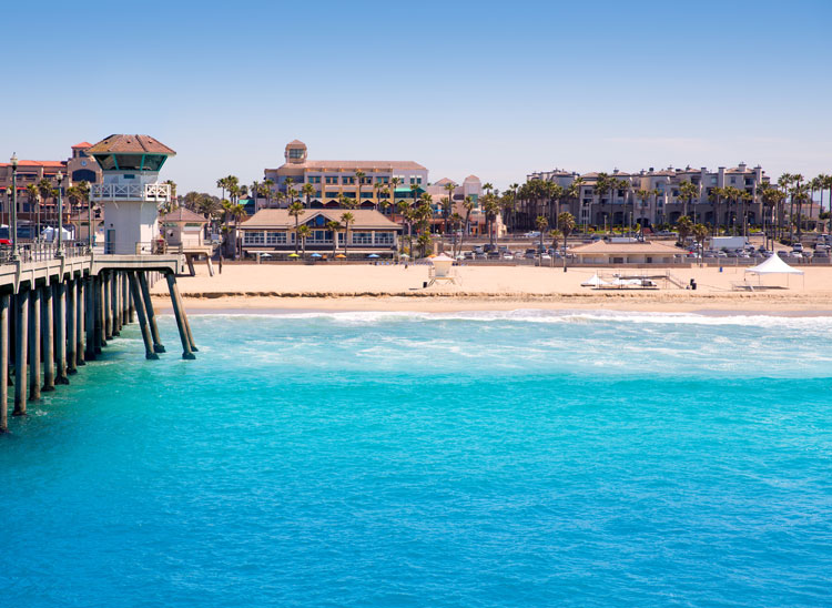 Huntington Beach Is A Fun-Filled Respite From La La Land