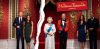 Wax Off! Meghan Markle And Prince Harry Removed From Royal Family Display At Madame Tussauds