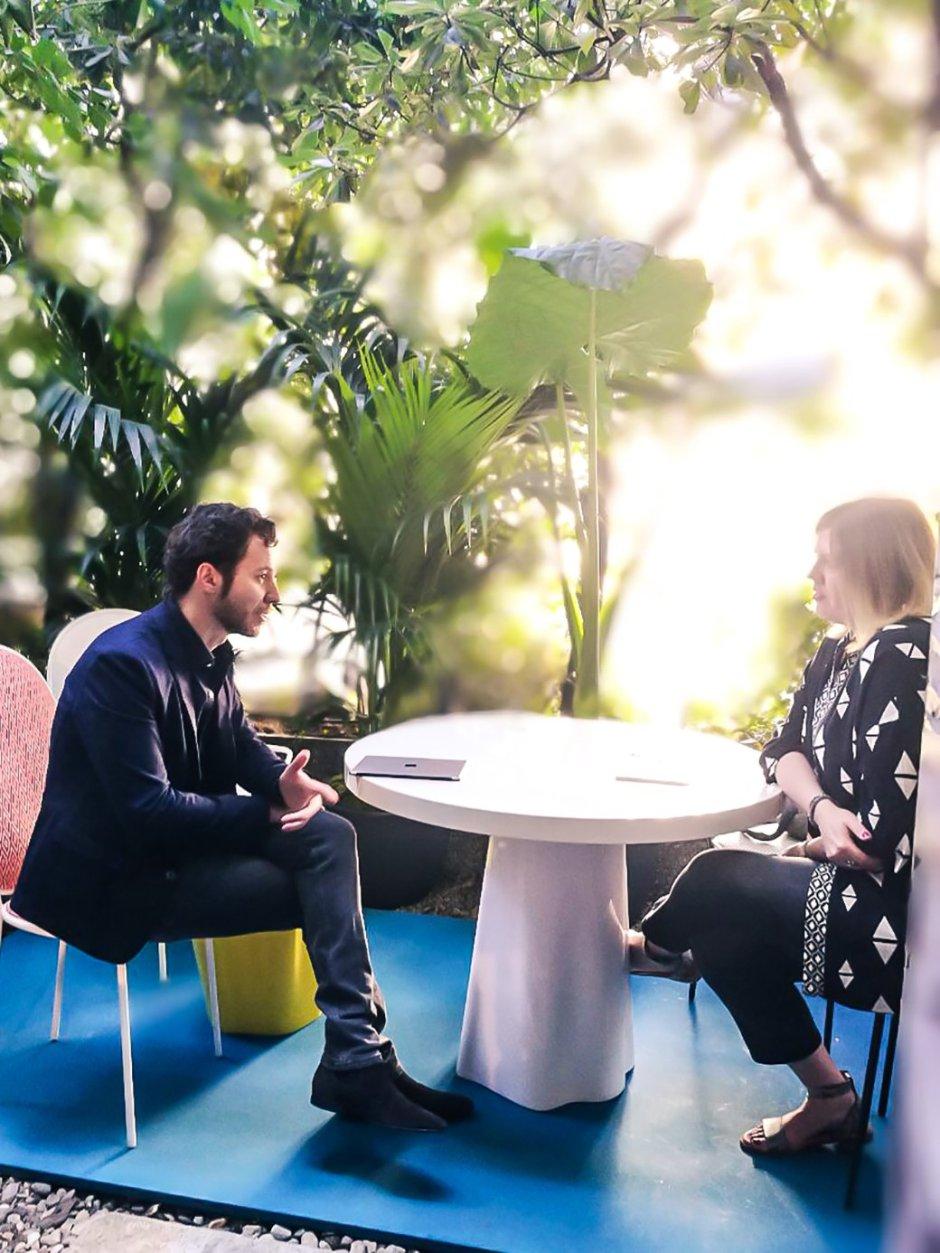 Sé Ensemble Interiors + Meeting Pavlo Schtakleff
