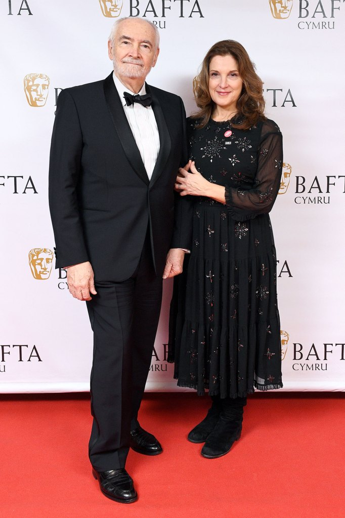 Barbara Broccoli and Michael G Wilson British Academy Cymru Awards James Bond