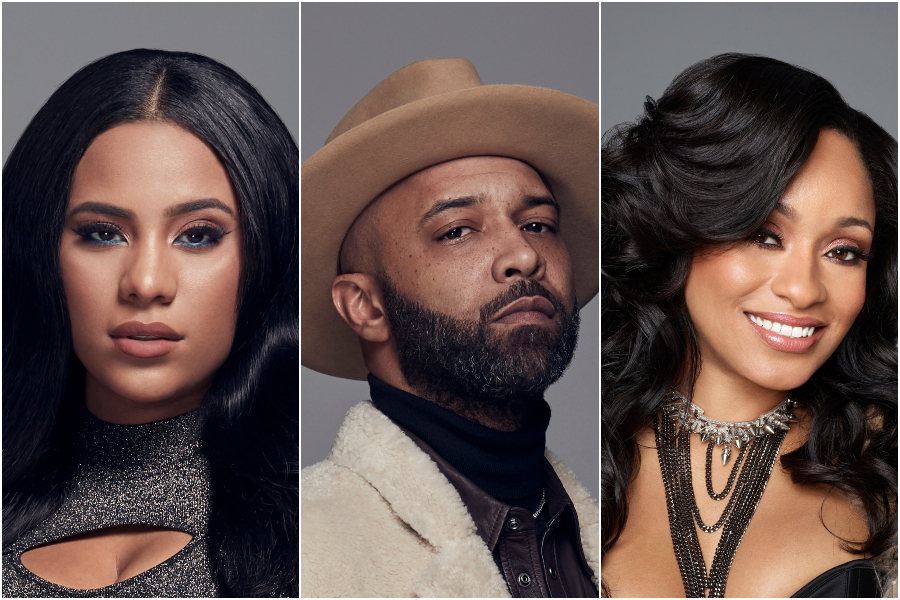 Cyn Santana, Joe Budden and Tahiry Jose