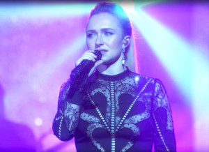 Hayden Panettiere as Juliette in 'Nashville'