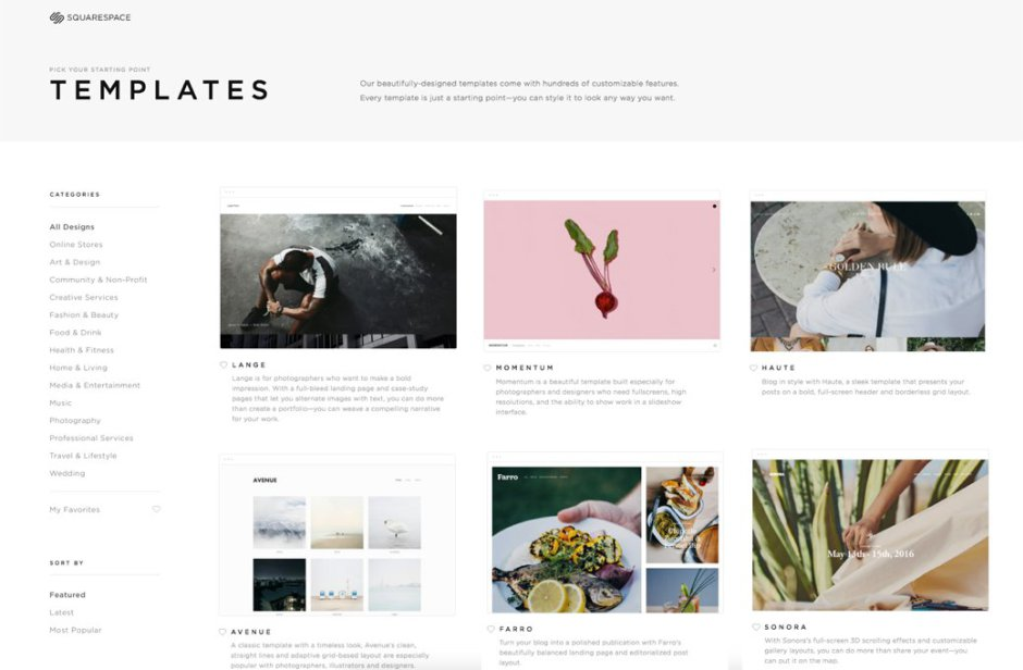 DIY Website in 6 Steps With Squarespace