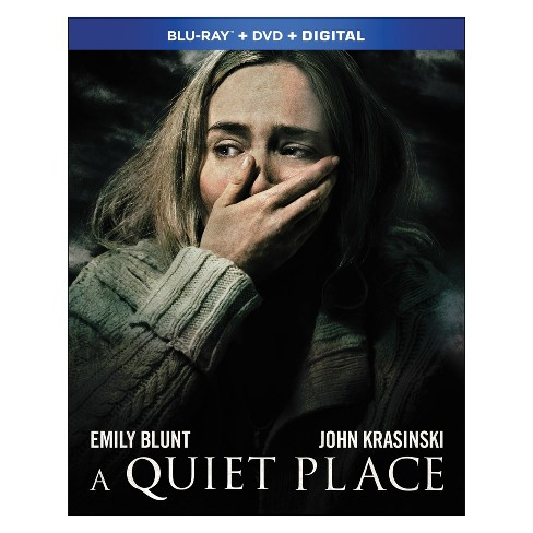 Bluray Review: A Quiet Place Takes A Lot Of Risks That Pay Off
