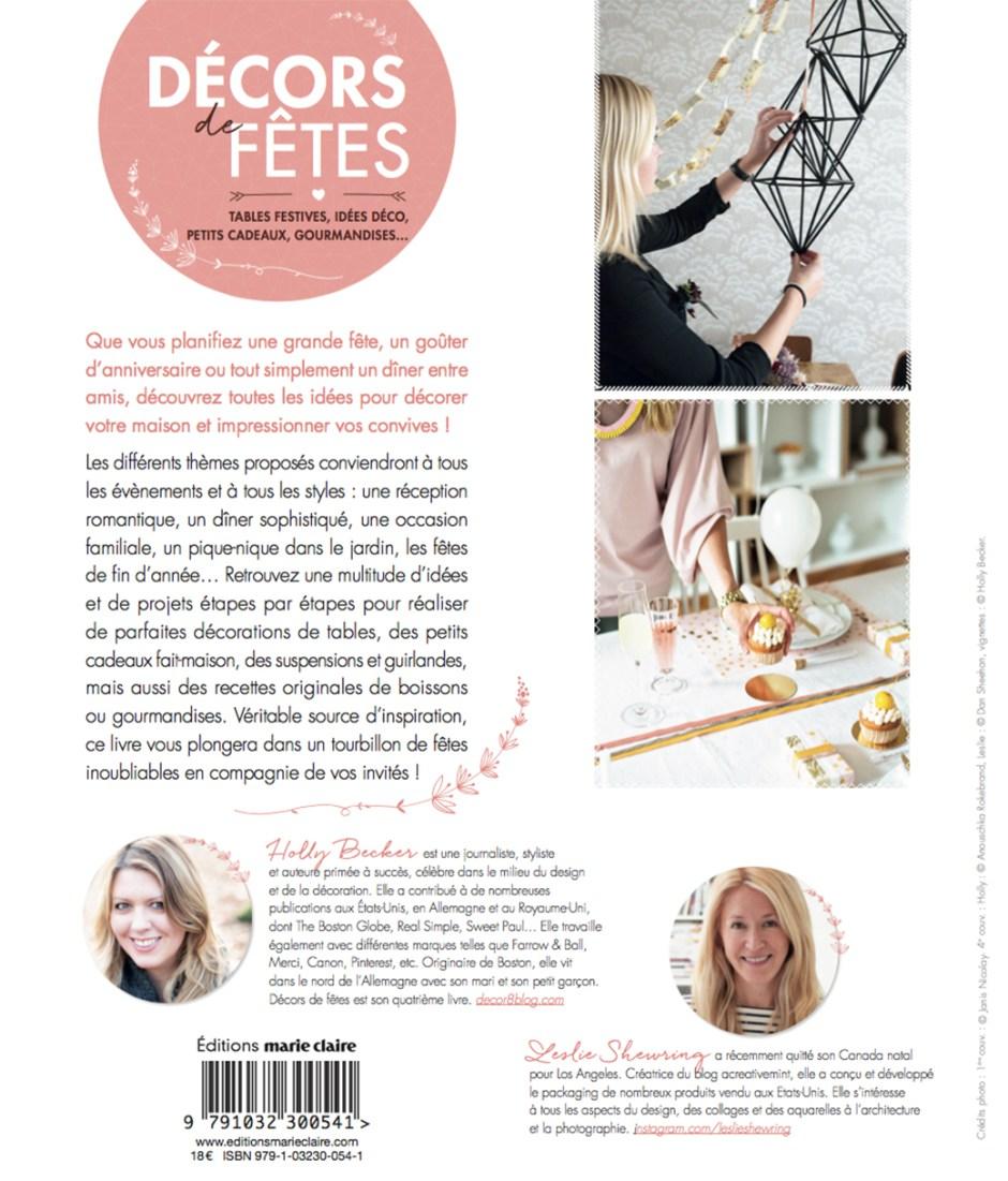 Meet Me In Paris On March 24th: Décors de Fêtes
