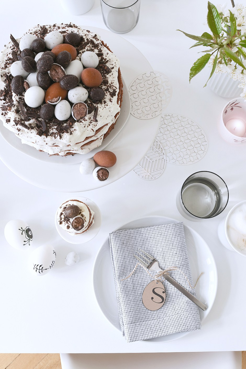 Easter Tabletop Decoration Ideas