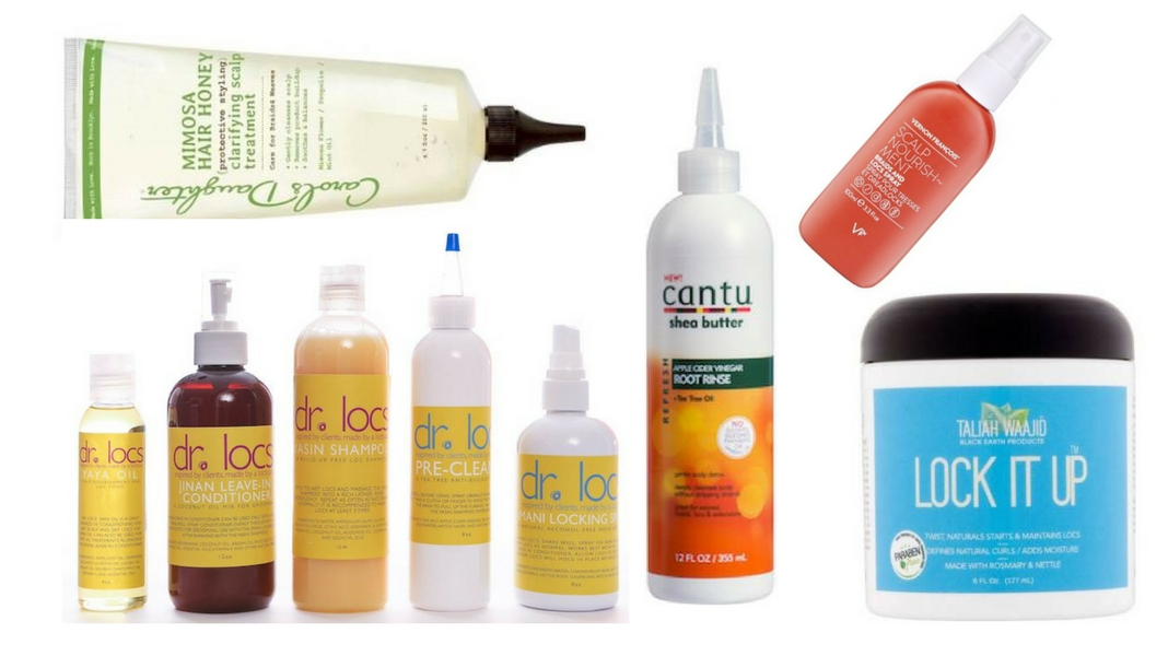 products for locs