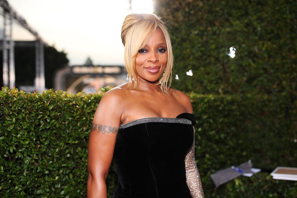 facts about Mary J Blige
