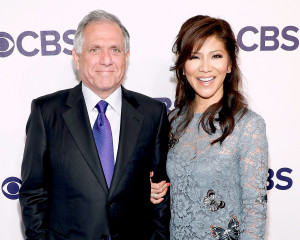Les-Moonves-and-Julie-Chen
