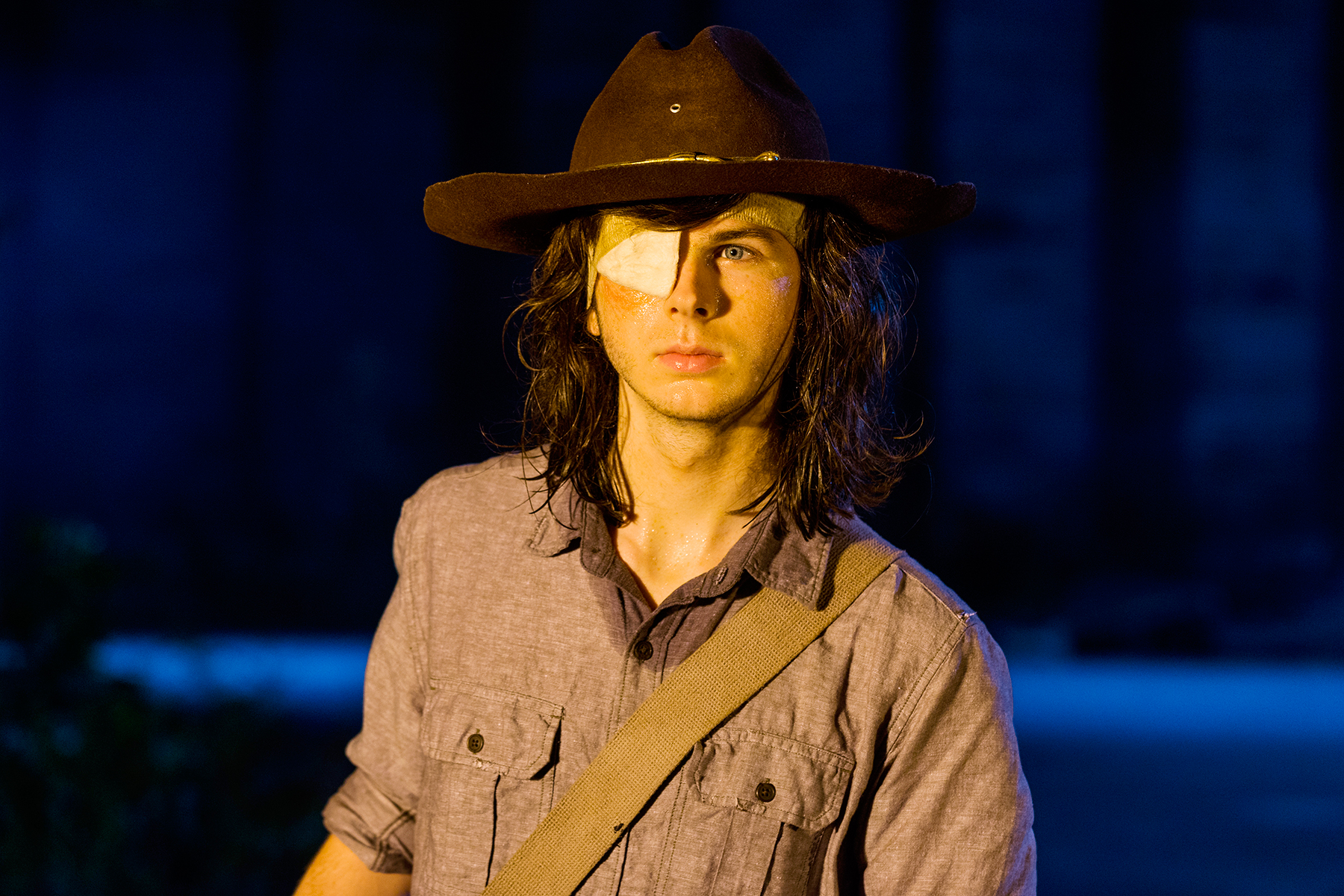 Chandler Riggs Carl The Walking Dead