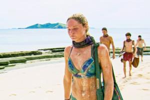 Ashley Nolan on Survivor themed themed 'Heroes vs. Healers vs. Hustlers'