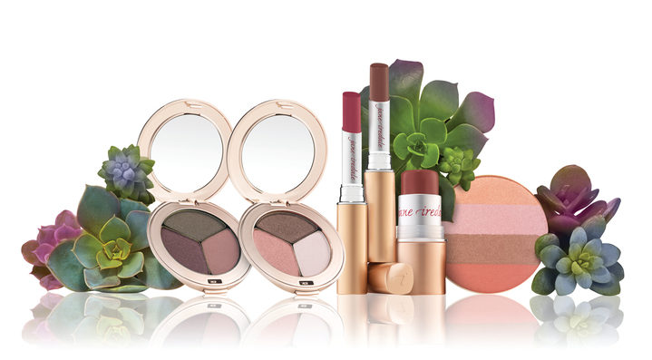 Spring Color Collection, the new spring makeup from jane iredale